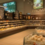 My heart jumped for joy when we saw the cheese department. And this was only half of what was there. So many cheeses!