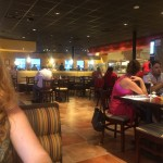 We enjoyed a (free!) date night at the new Newks location in Katy courtesy of Dale's sister