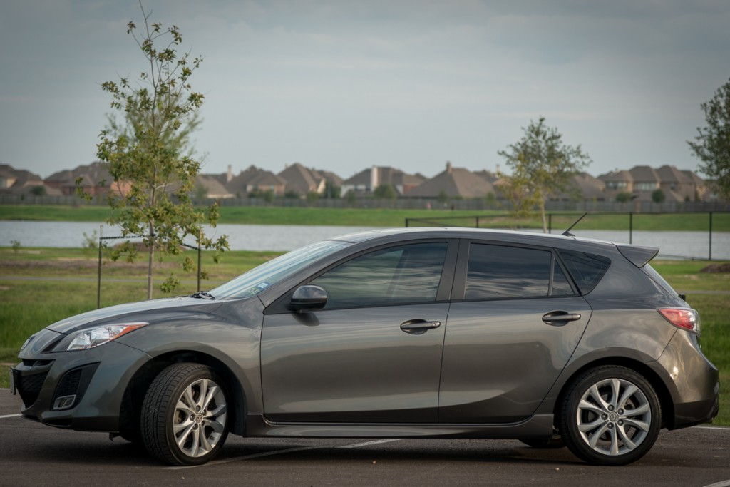 I had the Grey Ghost detailed today for the buyer. I felt it warranted a photo shoot at the local park.